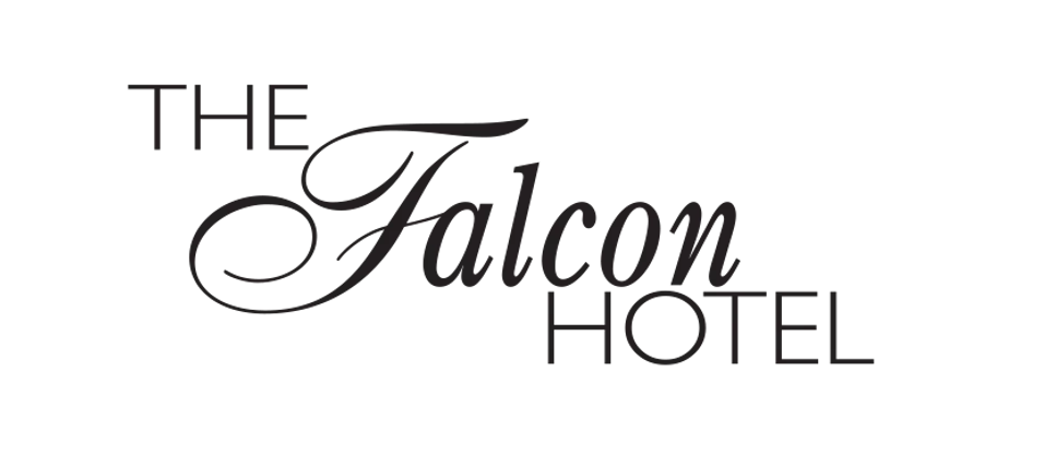 The Falcon Hotel logo